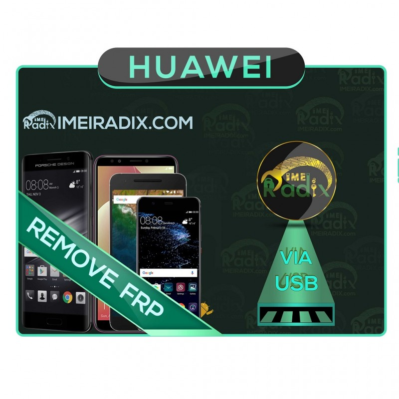 HUAWEI GOOGLE FRP REMOVAL