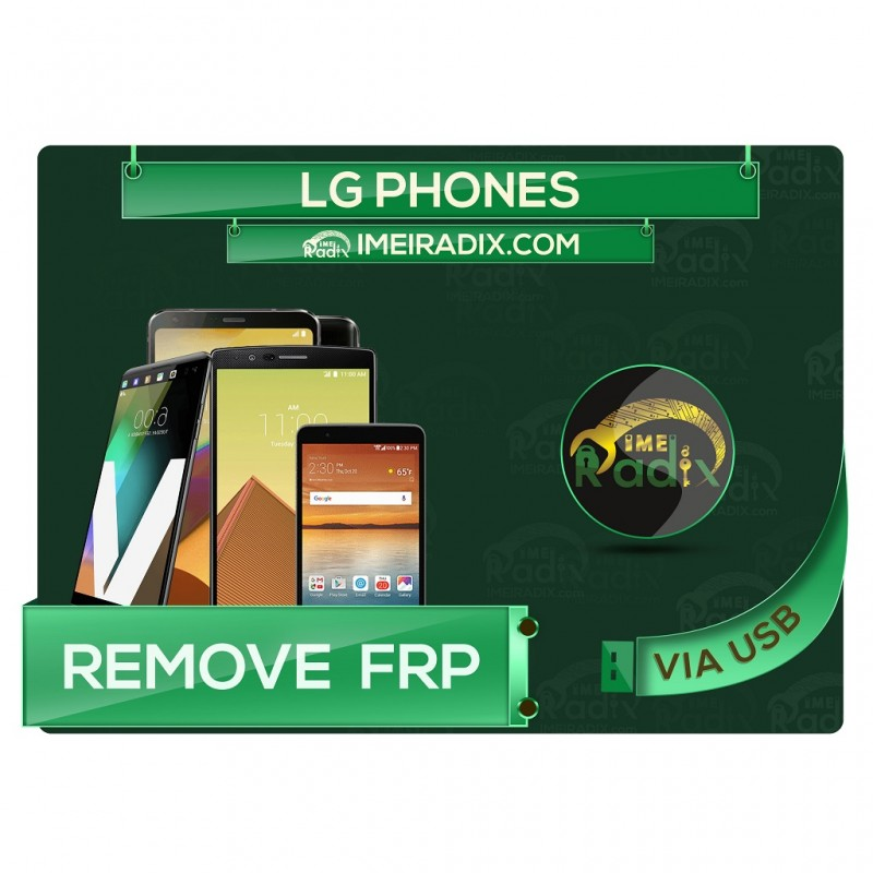 LG FRP Google Account Removal