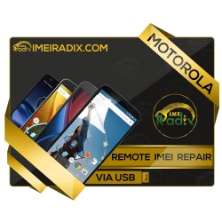MOTOROLA REMOTE IMEI REPAIR