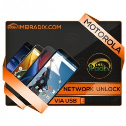 MOTOROLA NETWORK CARRIER UNLOCK