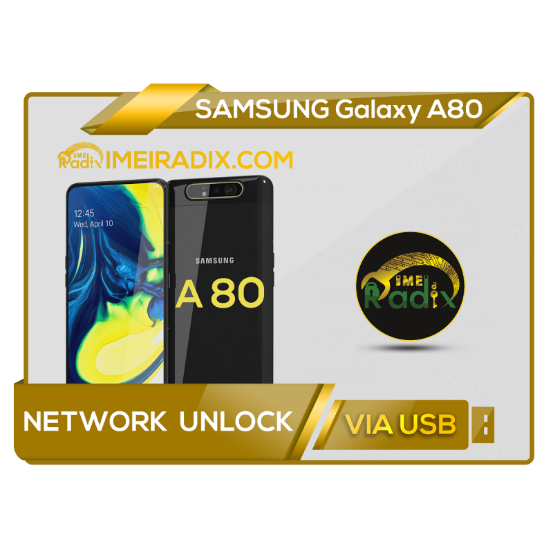 A80 Remote Carrier Unlock
