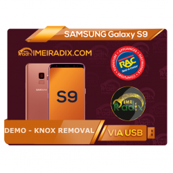 S9 PLUS RENT-A-CENTER Removal