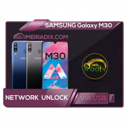 M30 Remote Carrier Unlock