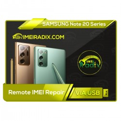 NOTE 20 Series Remote IMEI Repair