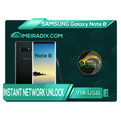 NOTE 8 N950 NETWORK UNLOCK