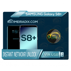 S8 PLUS NETWORK UNLOCK