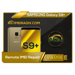 S9 plus Remote IMEI Repair